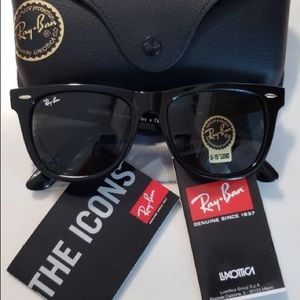 Ray ban authentic new$90